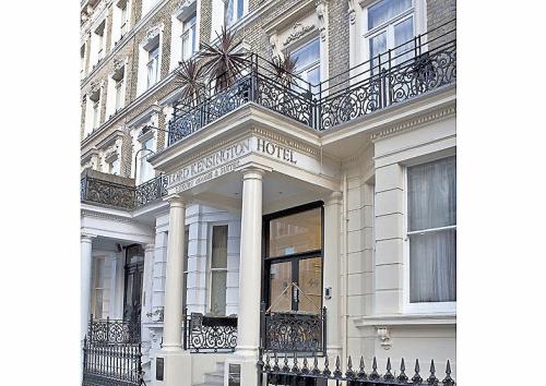 Klik hier om meer foto's van Lord Kensington Hotel te bekijken