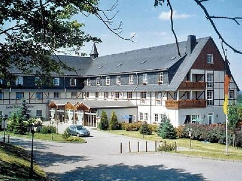 Klik hier om meer foto's van Panorama Berghotel Wettiner Höhe te bekijken