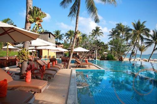 Klik hier om meer foto's van New Star Beach Resort & Villa te bekijken