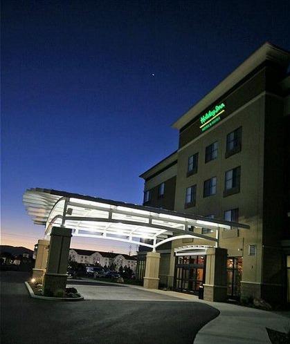 Klik hier om meer foto's van Holiday Inn Salt Lake City - Airport West te bekijken