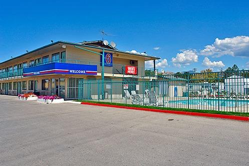 Klik hier om meer foto's van Motel 6 Salt Lake City West te bekijken