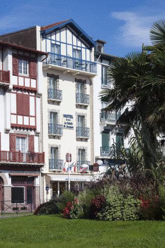 Klik hier om meer foto's van Qualys-Hotel Le Relais Saint Jacques te bekijken