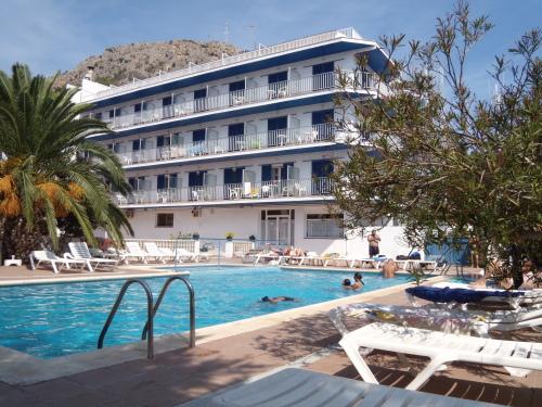 Klik hier om meer foto's van Hotel Nereida te bekijken