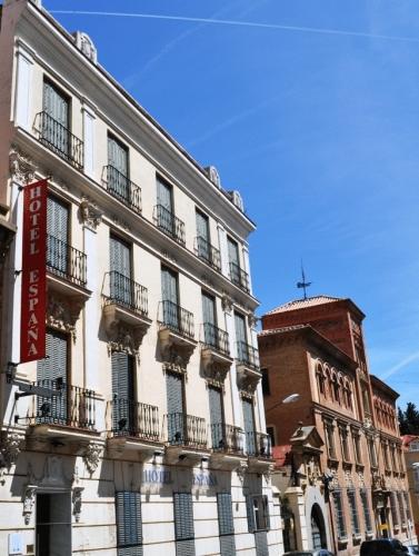 Klik hier om meer foto's van Hotel España te bekijken