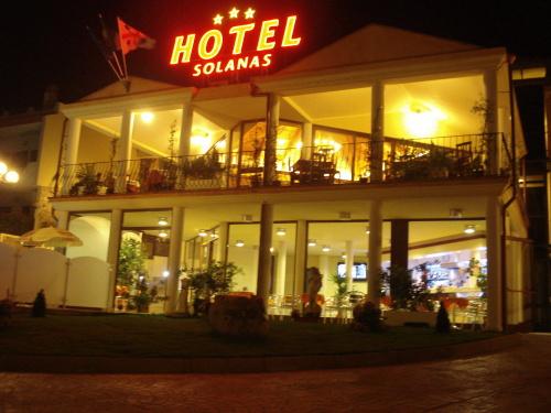 Klik hier om meer foto's van Hotel Solanas te bekijken