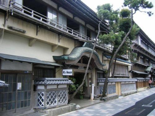 Klik hier om meer foto's van Historical Ryokan Hostel K's House Ito Onsen te bekijken