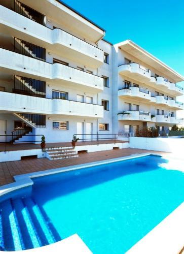 Klik hier om meer foto's van Apartamentos Els Salats te bekijken