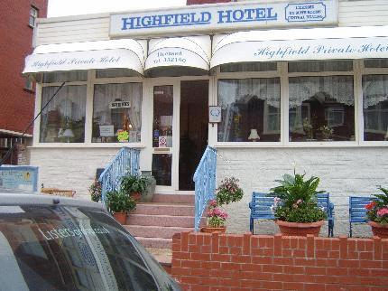 Klik hier om meer foto's van The Highfield Private Hotel te bekijken
