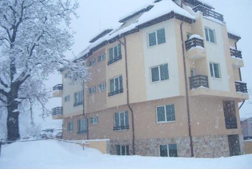 Klik hier om meer foto's van River Lodge Apartments te bekijken