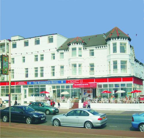 Klik hier om meer foto's van The Kensington Hotel te bekijken