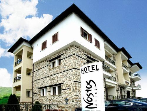 Klik hier om meer foto's van Hotel Nostos te bekijken