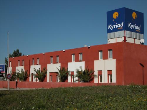 Klik hier om meer foto's van Kyriad Sète - Balaruc te bekijken