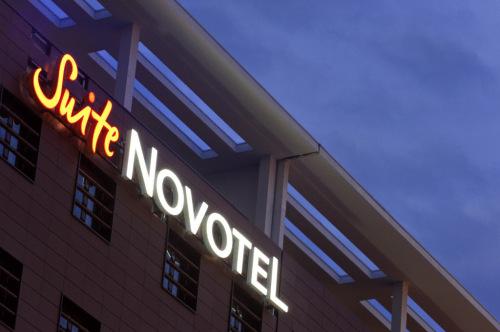 Klik hier om meer foto's van Suite Novotel Hannover te bekijken