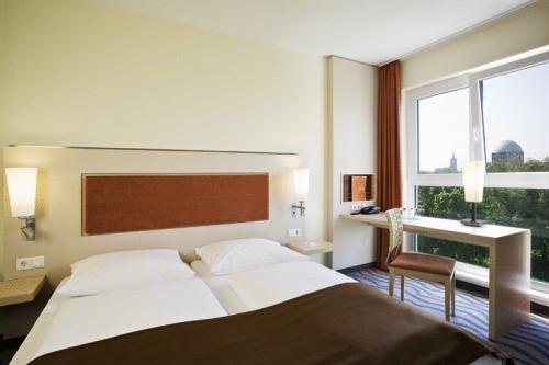 Klik hier om meer foto's van Mercure Hotel Hannover Mitte te bekijken