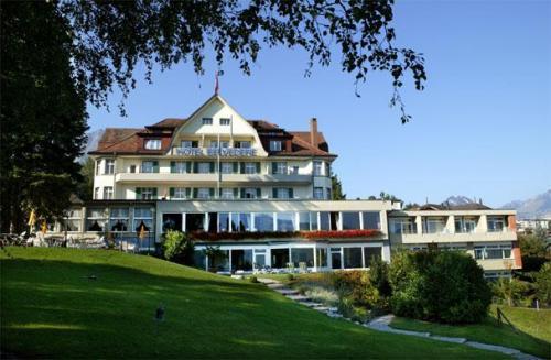 Klik hier om meer foto's van Strandhotel Belvédère te bekijken