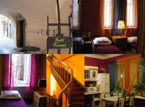 Klik hier om meer foto's van Hostel Kanonia te bekijken