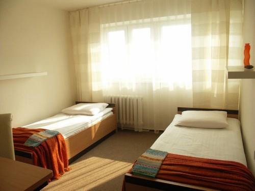 Klik hier om meer foto's van Hostel Służewiec te bekijken