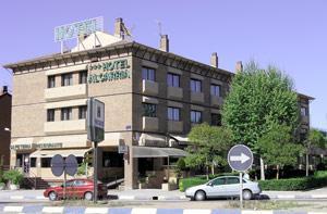 Klik hier om meer foto's van Hotel Alcarria te bekijken
