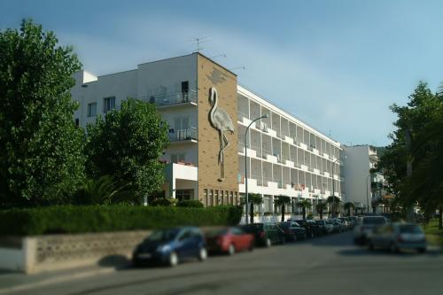 Klik hier om meer foto's van Hotel Flamingo te bekijken