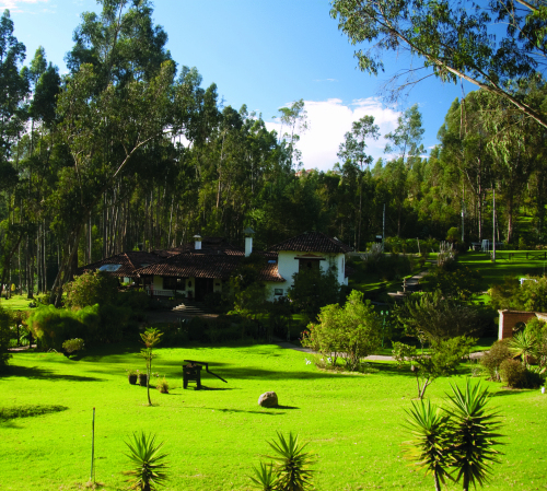 Klik hier om meer foto's van Hosteria Caballo Campana te bekijken