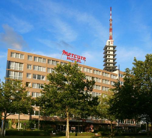 Klik hier om meer foto's van Mercure Atrium Hotel Hannover te bekijken